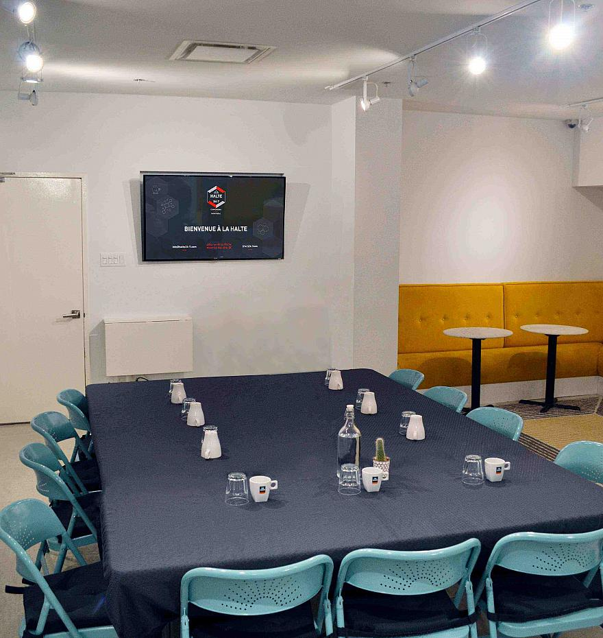 Business event room south shore